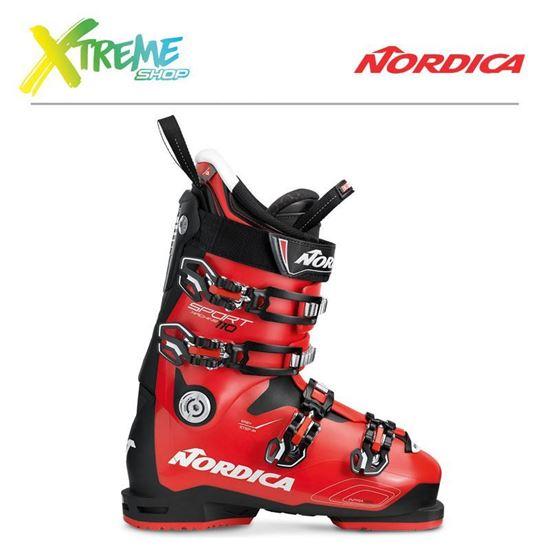 Buty narciarskie Nordica SPORTMACHINE 110 2019