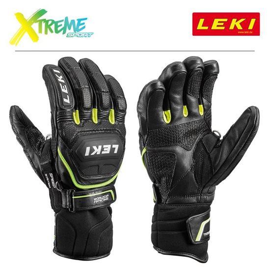Rękawice Leki WORLDCUP RACE FLEX S SPEED SYSTEM 634-80144