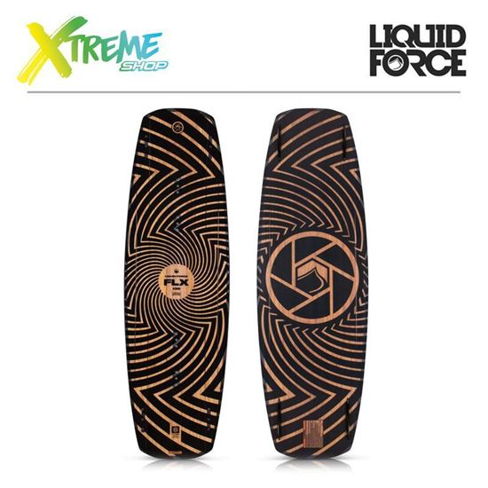Deska wakeboard Liquid Force FLX 2019
