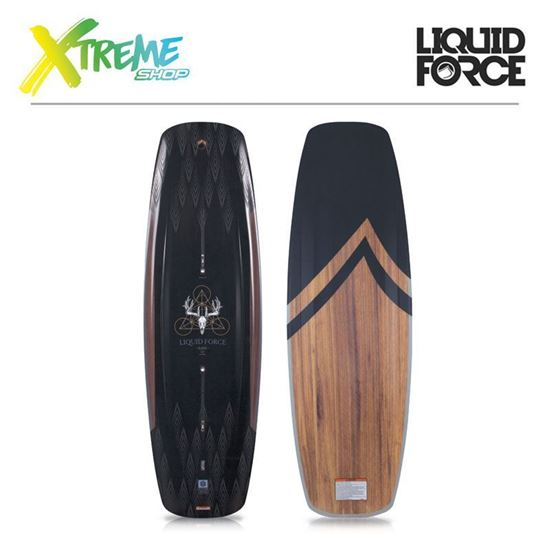 Deska wakeboard Liquid Force RAPH 2019
