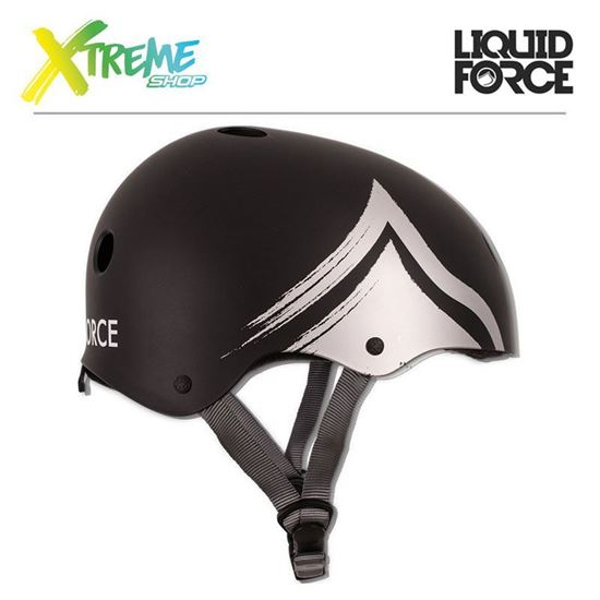 Kask Liquid Force HERO Black 2019