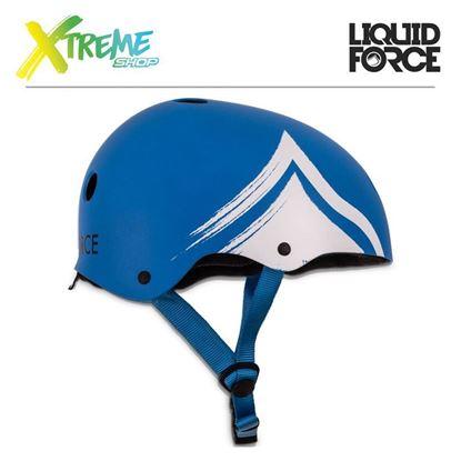 Kask Liquid Force HERO Blue 2019