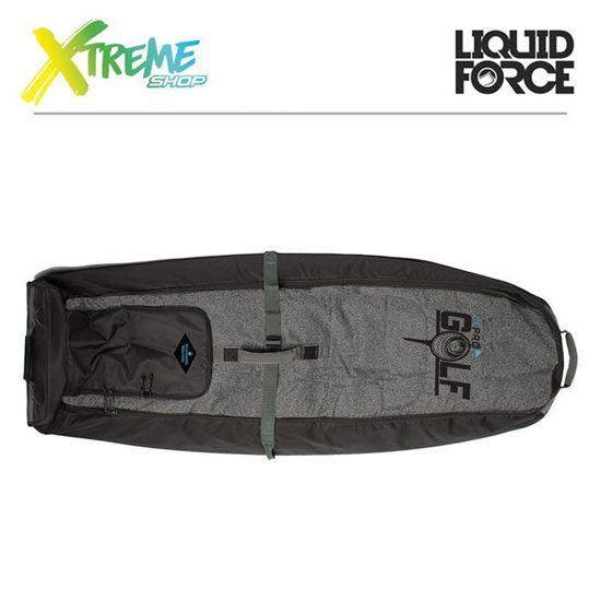 Pokrowiec Liquid Force WHEELED GOLF BAG XL 2019