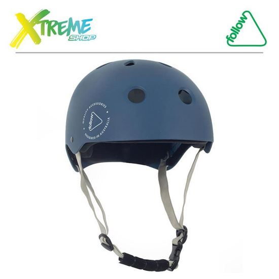 Kask Follow SAFETY FIRST HELMET Navy 2019
