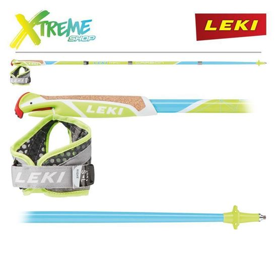 Kije Nordic Walking Leki MICRO FLASH CARBON 649258 1