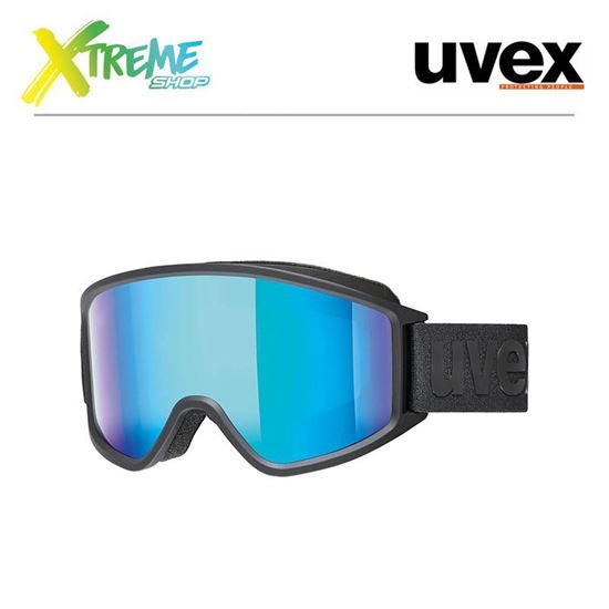 Gogle UVEX G.GL 3000 CV Black Mat