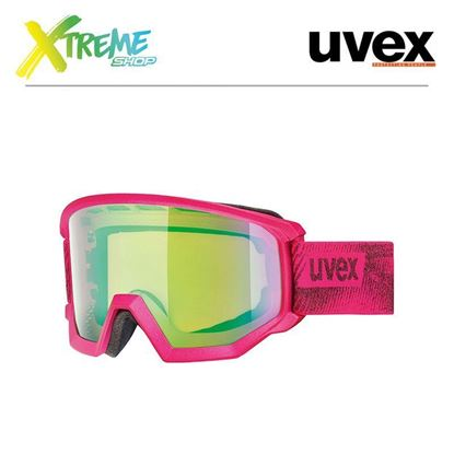 Gogle Uvex ATHLETIC CV Pink Mat