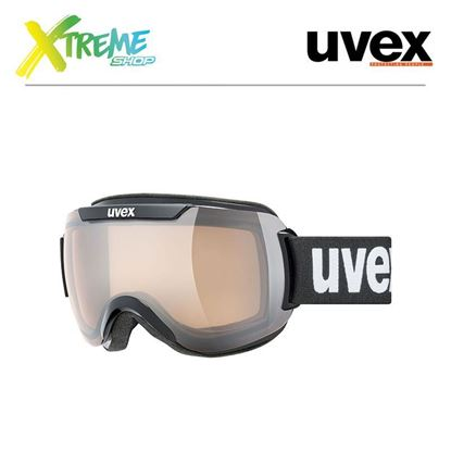 Gogle Uvex DOWNHILL 2000 V Black