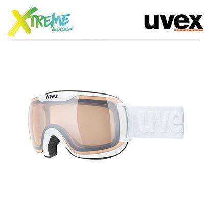 Gogle Uvex DOWNHILL 2000 S V White