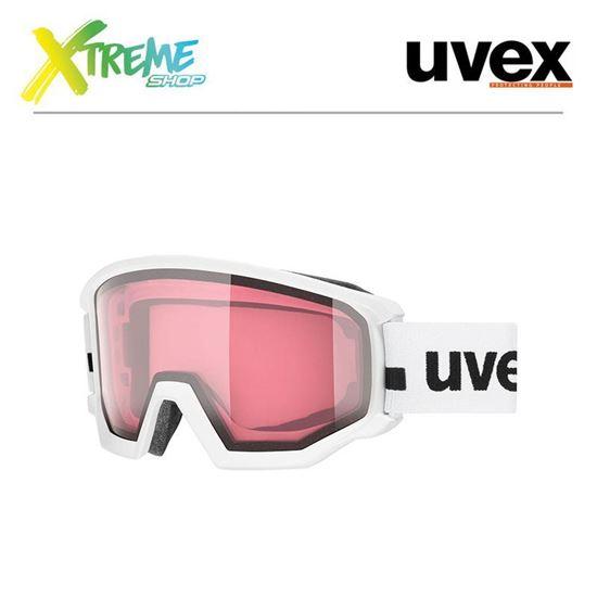 Gogle Uvex ATHLETIC V White