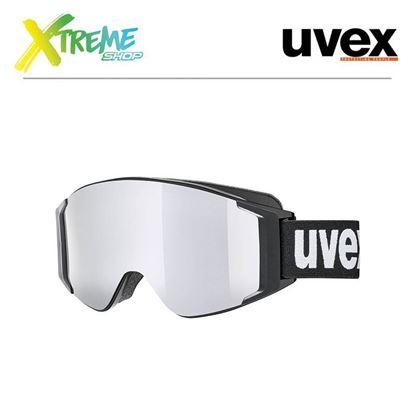 Gogle UVEX G.GL 3000 TOP Black