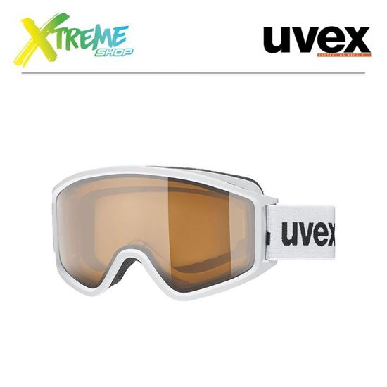 Gogle UVEX G.GL 3000 P White Mat
