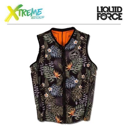 Kamizelka Liquid Force Z-CARDIGAN Tropical 2019