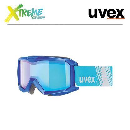 Gogle UVEX FLIZZ FM Blue