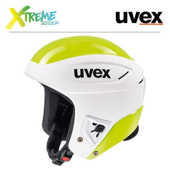 Kask Uvex RACE+ White-Lime