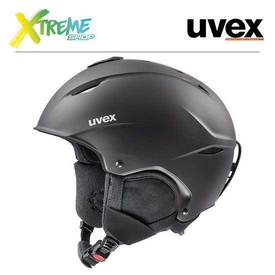 Kask Uvex MAGNUM Black Mat