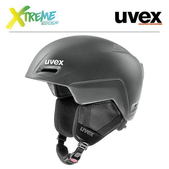 Kask Uvex JIMM Black-Anthracite Mat