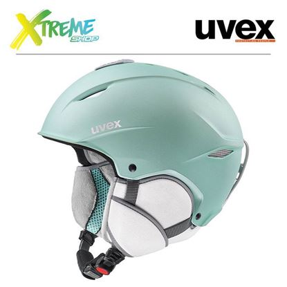 Kask Uvex PRIMO Mint Mat