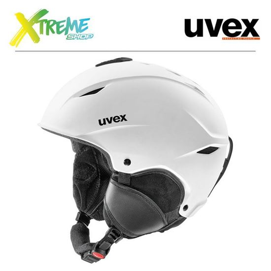 Kask Uvex PRIMO White Mat
