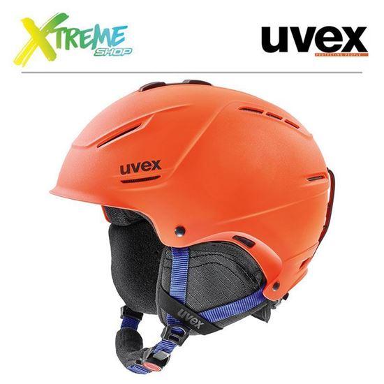Kask Uvex PRIMO Navyblue Mat