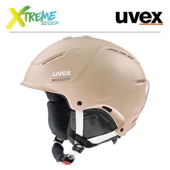 Kask Uvex P1us 2.0 Prosecco Met Mat