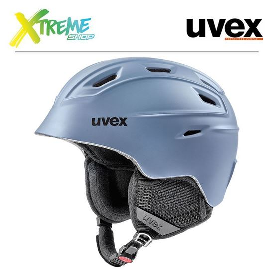 Kask Uvex FIERCE Strato Met Mat
