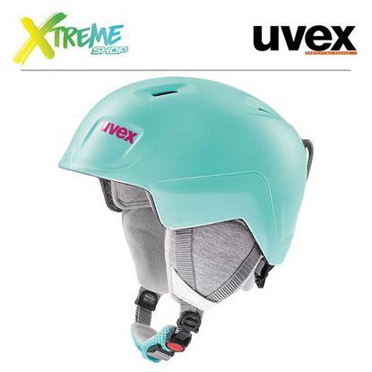Kask Uvex MANIC PRO Mint Mat
