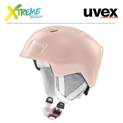 Kask Uvex MANIC PRO Rosegold Mat