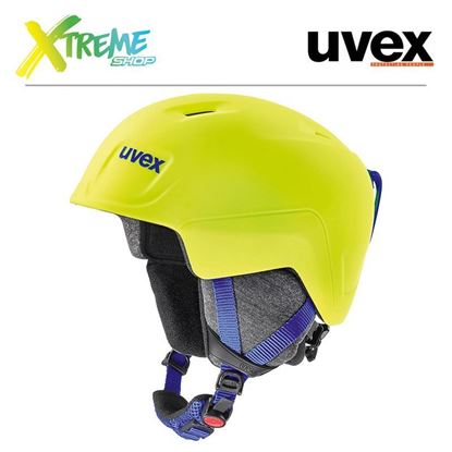 Kask Uvex MANIC PRO Neon Yellow