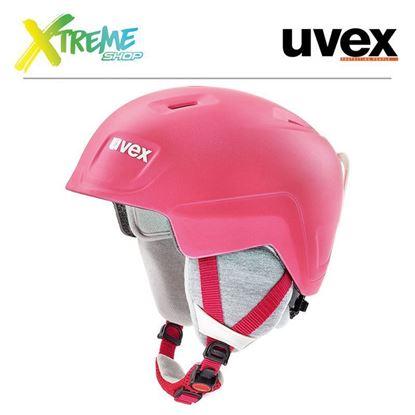 Kask Uvex MANIC PRO Pink Met