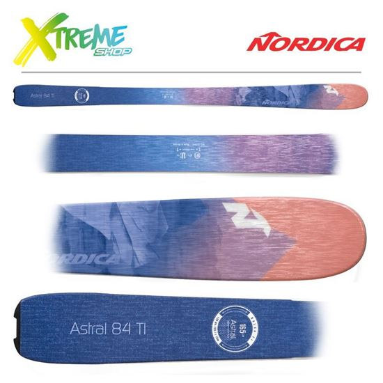 Narty Nordica ASTRAL 84 2020