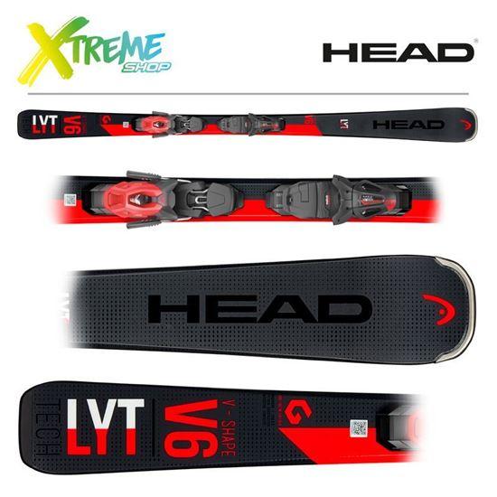 Narty Head V-SHAPE V6 2020 + Wiązania Head PR 11