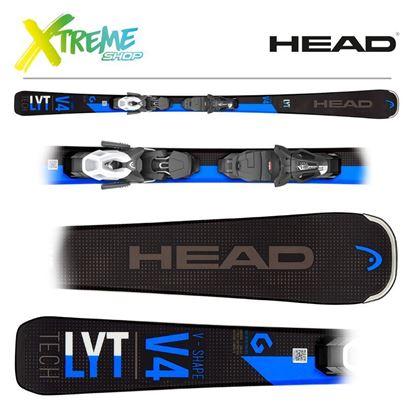 Narty Head V-SHAPE V4 2020 + Wiązania Head PR 11