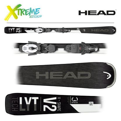 Narty Head V-SHAPE V2 2020 + Wiązania Head PR 11
