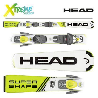 Narty Head SUPERSHAPE SLR PRO 2020 + Wiązania Head SLR 7.5