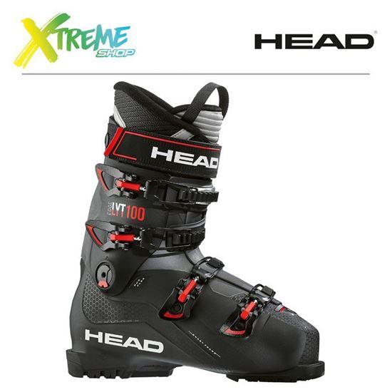 Buty narciarskie Head EDGE LYT 100 2020 Black/Red