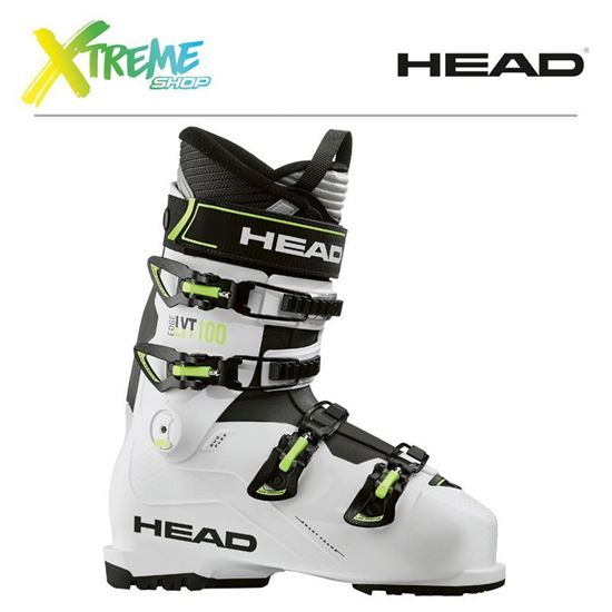 Buty narciarskie Head EDGE LYT 100 2020 White/Yellow