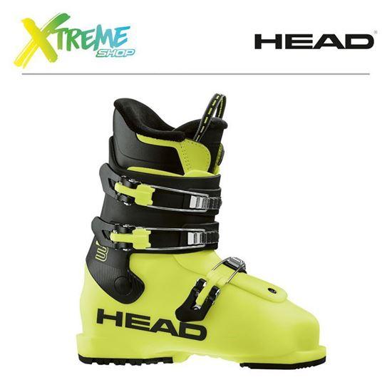 Buty narciarskie Head Z3 2020 Yellow/Black