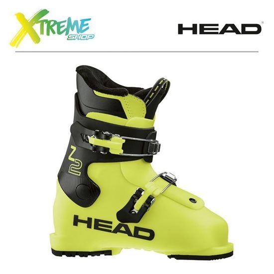 Buty narciarskie Head Z2 2020 Yellow/Black