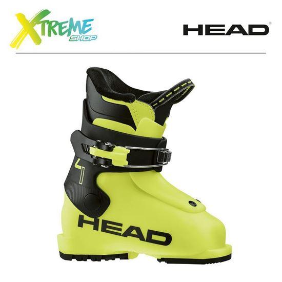 Buty narciarskie Head Z1 2020 Yellow/Black