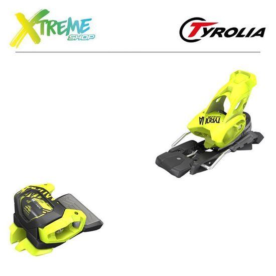 Wiązania Tyrolia ATTACK2 18 X GW Flash Yellow