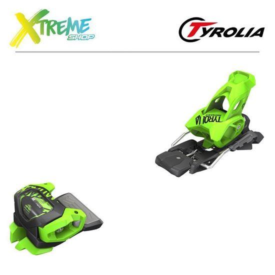 Wiązania Tyrolia ATTACK2 13 GW Green