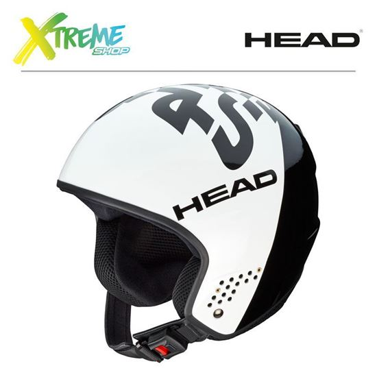 Kask Head STIVOT RACE Carbon Rebels Front