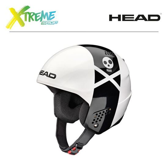 Kask Head STIVOT Rebels Front