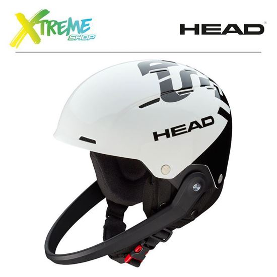 Kask Head TEAM SL Rebels Front