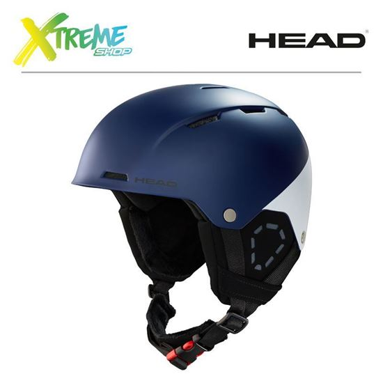 Kask Head TREX Blue/White Front