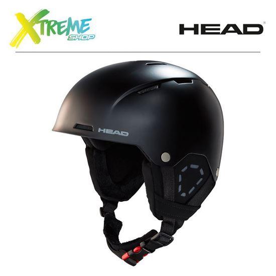 Kask Head TREX Black Front