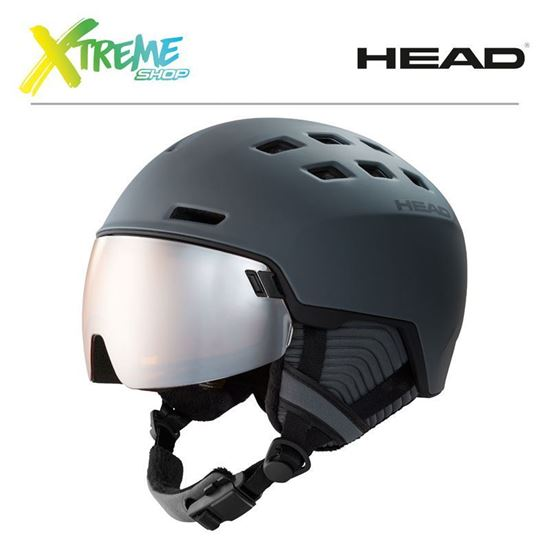 Kask Head RADAR Grey Front