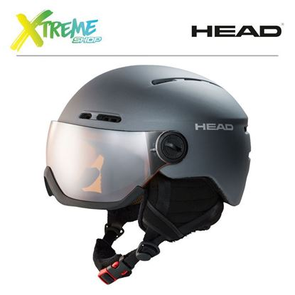 Kask Head KNIGHT Titan Front