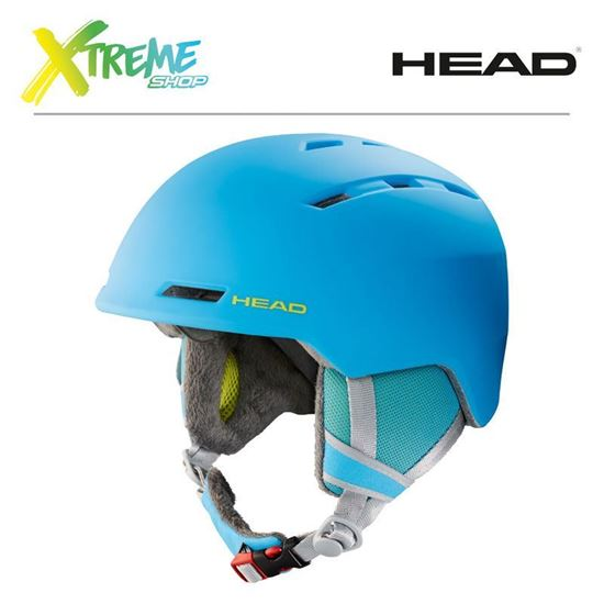 Kask Head VICO Space Blue Front